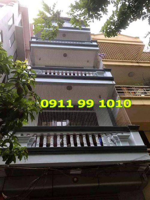 lưới an toàn nhà phố