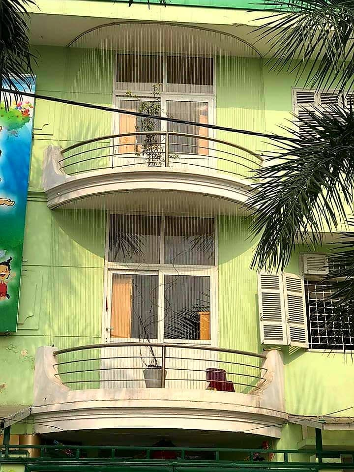 Lưới an toàn chung cư nhà cao tầng
