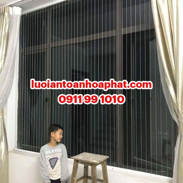 lưới an toàn cửa sổ 11