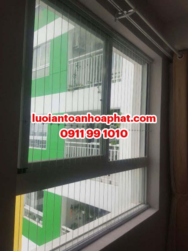 lưới an toàn cửa sổ 17