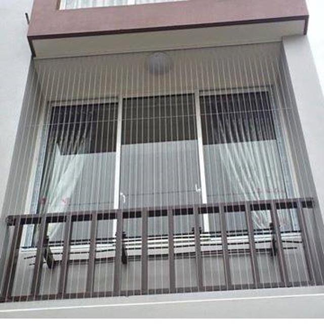 Lưới bảo vệ cửa sổ nhà cao tầng