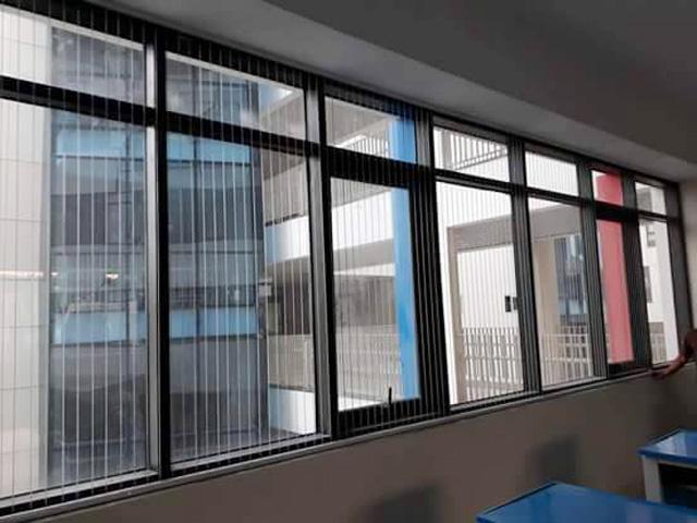 Lưới Lưới an toàn cửa sổ trường học