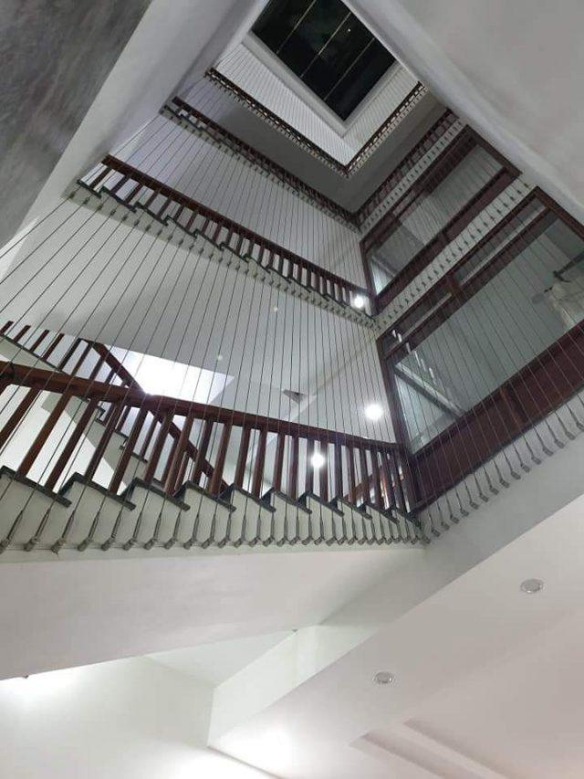 Cấu tạo cáp tăng đơ cầu thang