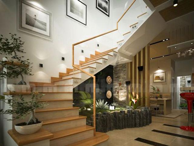 Độ dốc của cầu thang