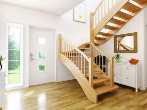 Cấu tạo cầu thang và kích thước các bộ phận của cầu thang