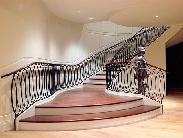 Cách tính diện tích cầu thang